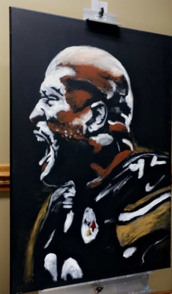 James Harrison- 9 Minutes- Available!