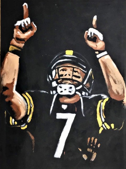 Ben Roethlisberger- 14 minutes- Available!